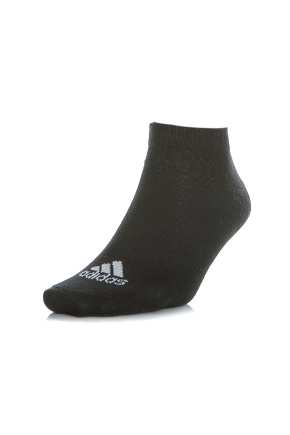 adidas Performance - Unisex κάλτσες adidas Performance No-Show Thin Socks μαύρες
