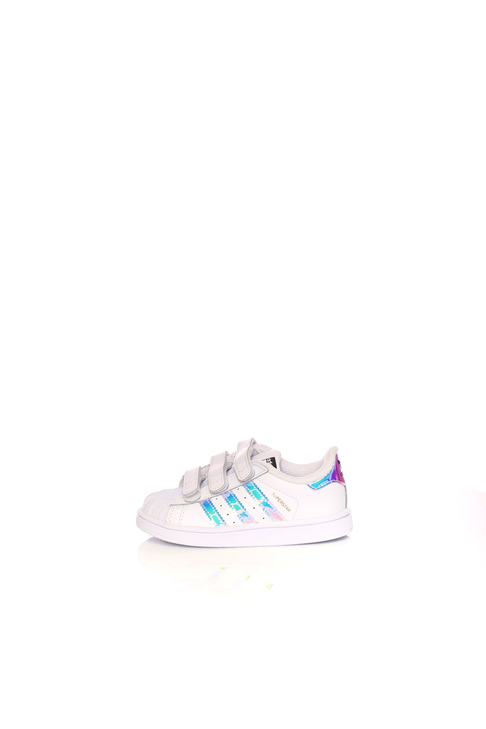 -40% Collective Online adidas Originals – Βρεφικά παπούτσια SUPERSTAR CF I  λευκά 1af5095e802