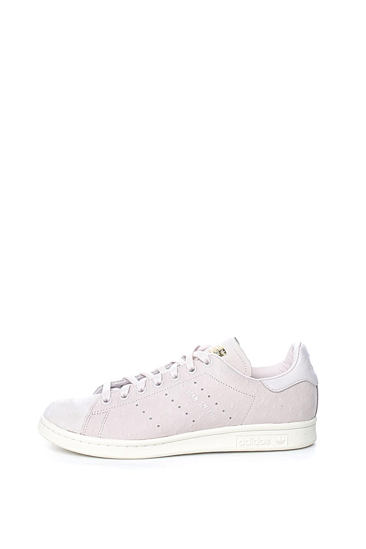 adidas Originals - Γυναικεία παπούτσια Stan Smith ροζ e6e26373172