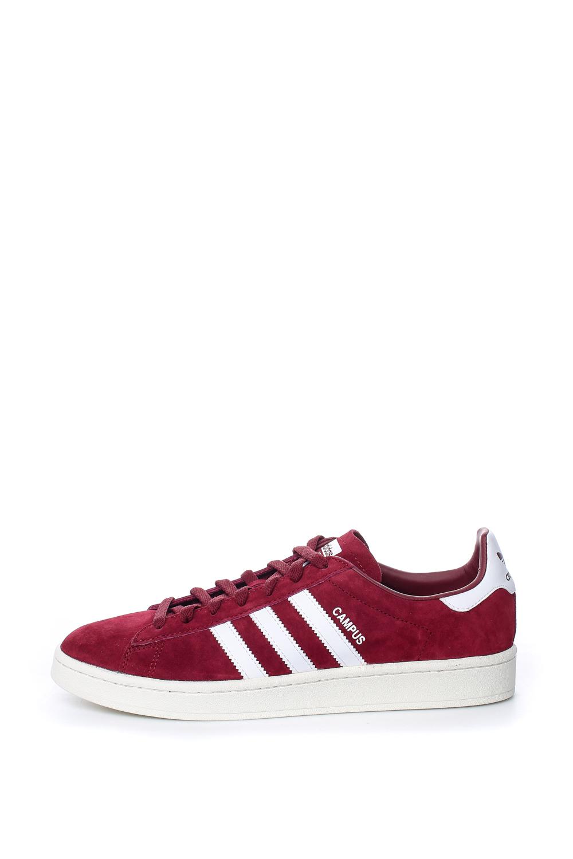 adidas Originals - Ανδρικά αθλητικά παπούτσια adidas Originals CAMPUS κόκκινα