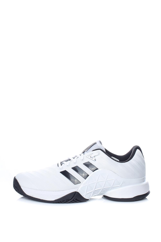 adidas Performance – Ανδρικά παπούτσια adidas Barricade 2018 λευκά