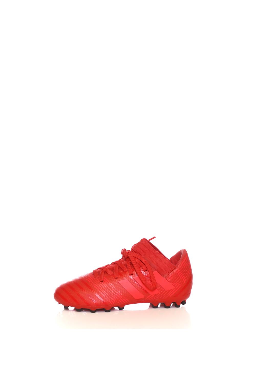 adidas Performance – Παιδικά παπούτσια football adidas Performance NEMEZIZ 17.3 AG κόκκινα
