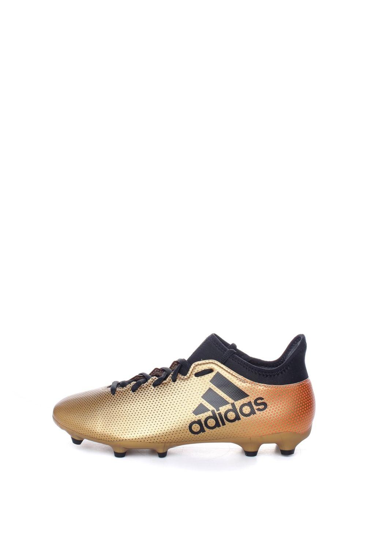 adidas Performance – Ανδρικά παπούτσια adidas X 17.3 FG χρυσά