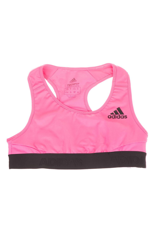 6ec9f74dd77 adidas Performance - Παιδικό αθλητικό μπουστάκι adidas ALPHASKIN ροζ