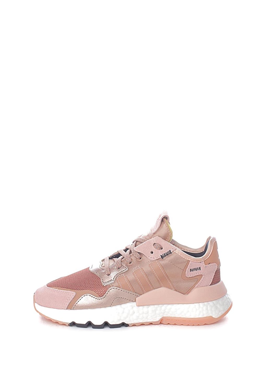adidas Originals – Γυναικεία αθλητικά παπούτσια adidas Originals NITE JOGGER μπεζ