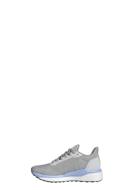 adidas Performance – Γυναικεία running παπούτσια adidas SOLAR DRIVE 19 γκρι-λευκά