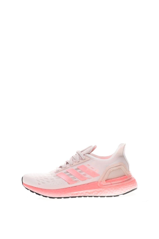 adidas Performance – Γυναικεία παπούτσια running UltraBOOST PB λευκά ροζ