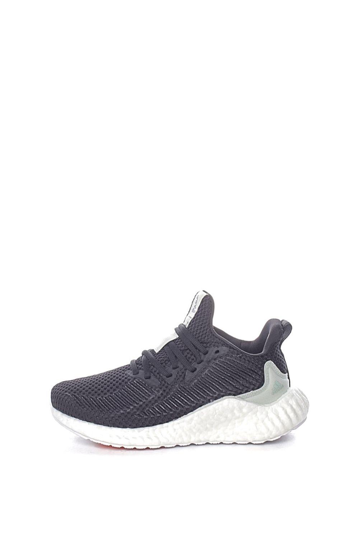 adidas Performance – Γυναικεία παπούτσια running adidas alphaboost PARLEY μαύρα-λευκά