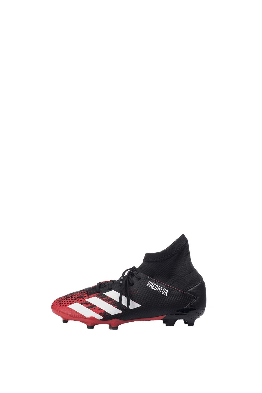 adidas Performance – Παιδικά παπούτσια football PREDATOR 20.3 FG J μαύρα κόκκινα