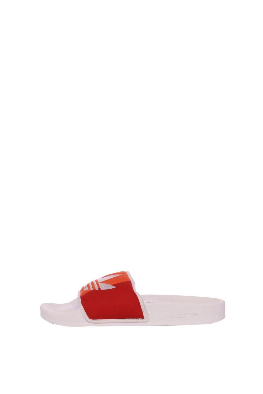 adidas Originals - Unisex slides ADILETTE PRIDE λευκά