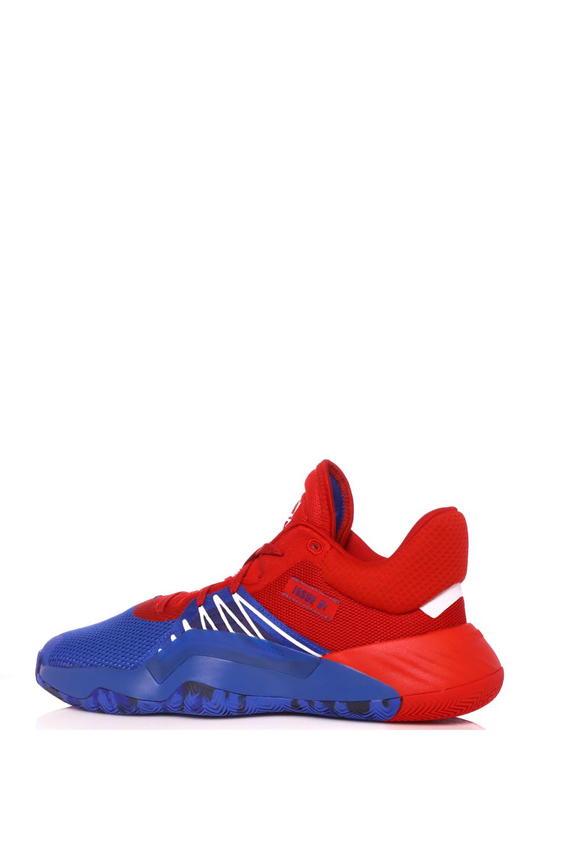 adidas Performance – Ανδρικά παπούτσια μπάσκετ adidas D.O.N. ISSUE 1 μπλε-κόκκινα