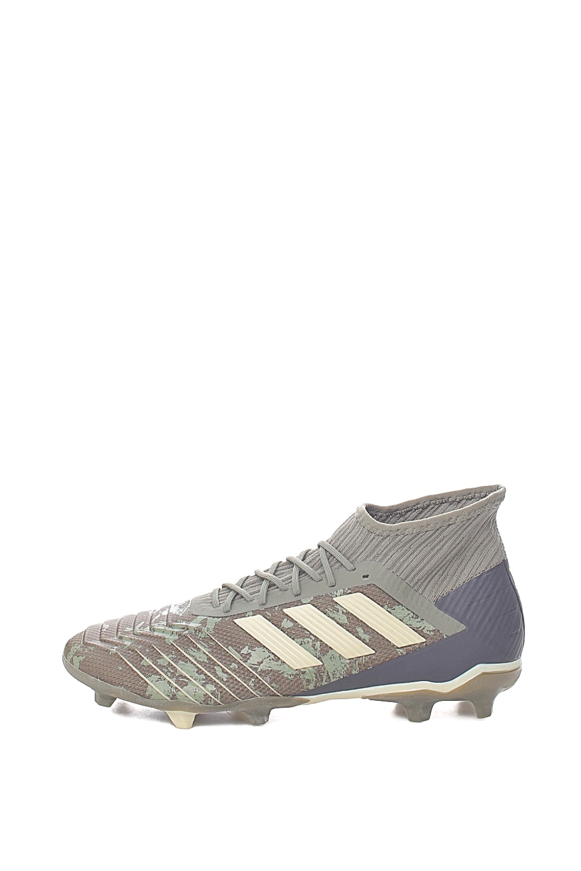 adidas Performance – Ανδρικά παπούτσια ποδοσφαίρου adidas Performance PREDATOR 19.2 FG γκρι