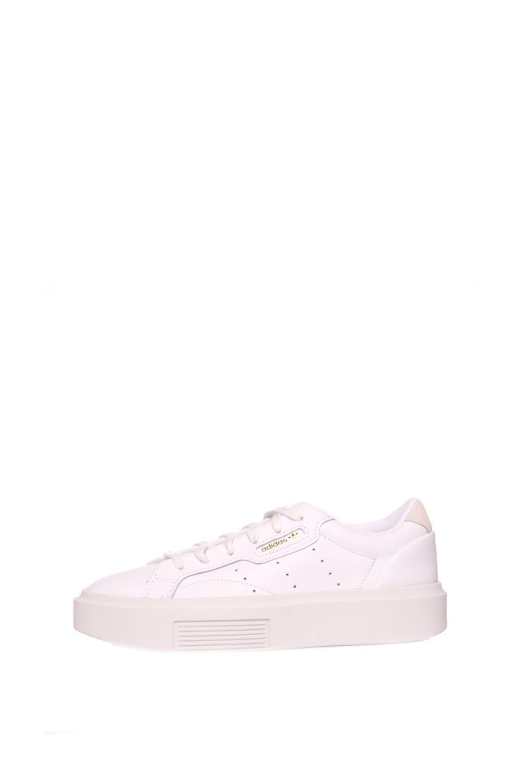 adidas Originals - Γυναικεία sneakers adidas Originals SLEEK SUPER λευκά
