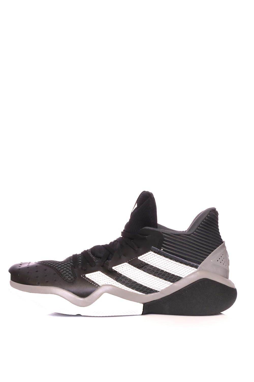 adidas Performance – Unisex παπούτσια μπάσκετ adidas Harden Stepback μαύρα – γκρι