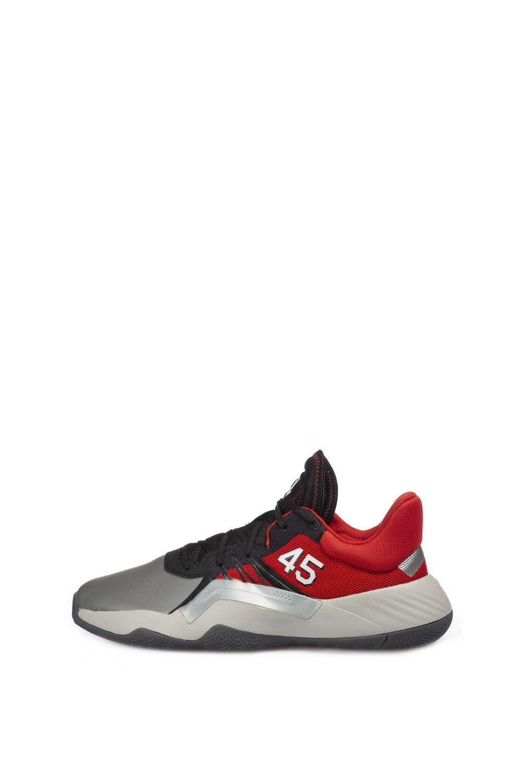 adidas Performance – Ανδρικά παπούτσια basketball adidas Performance D.O.N. Issue #1 κόκκινα γκρι