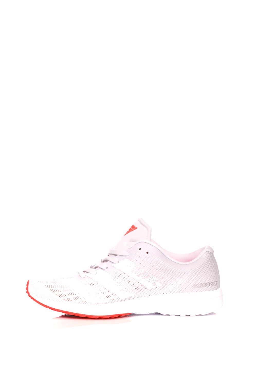 adidas Performance – Γυναικεία παπούτσια running adidas adizero RC 2 λευκά