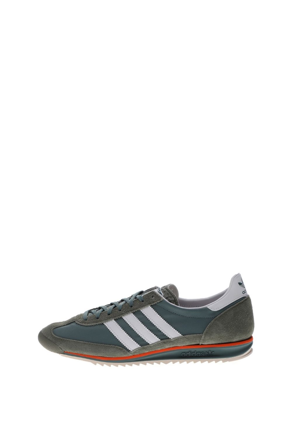 adidas Originals - Ανδρικά sneakers adidas Originals EG5198 SL 72 πράσινα λευκά