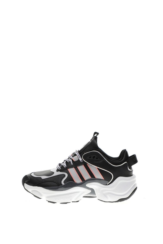 adidas Originals - Γυναικεία παπούτσια running adidas Originals EG5434 MAGMUR RUNNER ασπρόμαυρα