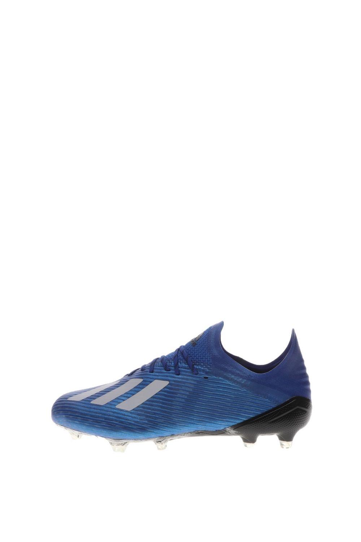 adidas Performance – Ανδρικά παπούτσια football adidas Performance X 19.1 FG λευκά μπλε