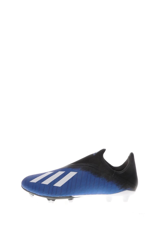 adidas Performance – Ανδρικά παπούτσια football adidas Performance X 19.3 LL FG λευκά μπλε