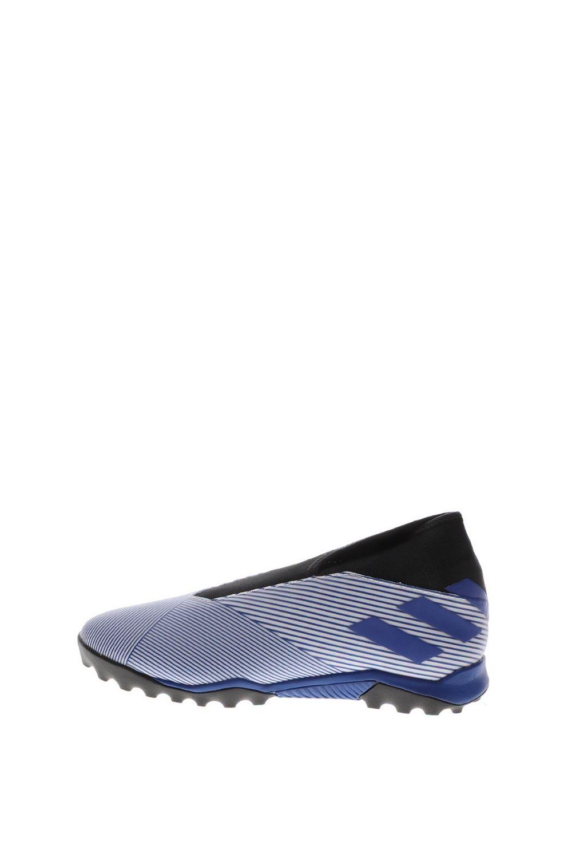 adidas Performance – Ανδρικά παπούτσια ποδοσφαίρου adidas Performance NEMEZIZ 19.3 LL TF λευκά μπλε