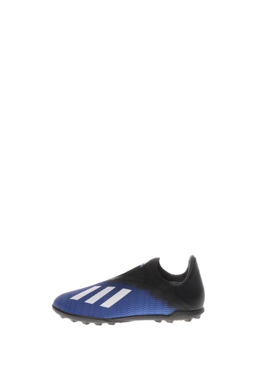 adidas Performance – Παιδικά παπούτσια football adidas Performance X 19.3 LL TF J λευκά μπλε
