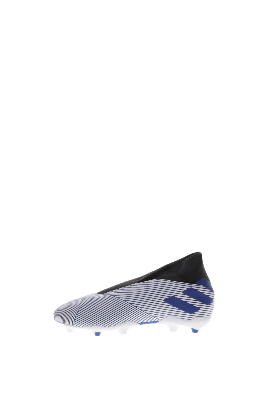 adidas Performance – Παιδικά παπούτσια football NEMEZIZ 19.3 LL FG J λευκά μπλε