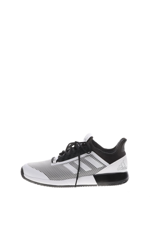 adidas Performance – Ανδρικά παπούτσια tennis adidas Performance Defiant Bounce 2 M Parley ασπρόμαυρα