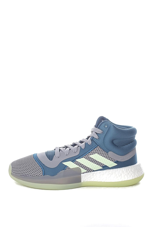 adidas Performance – Ανδρικά παπούτσια μπάσκετ Marquee Boost μπλε