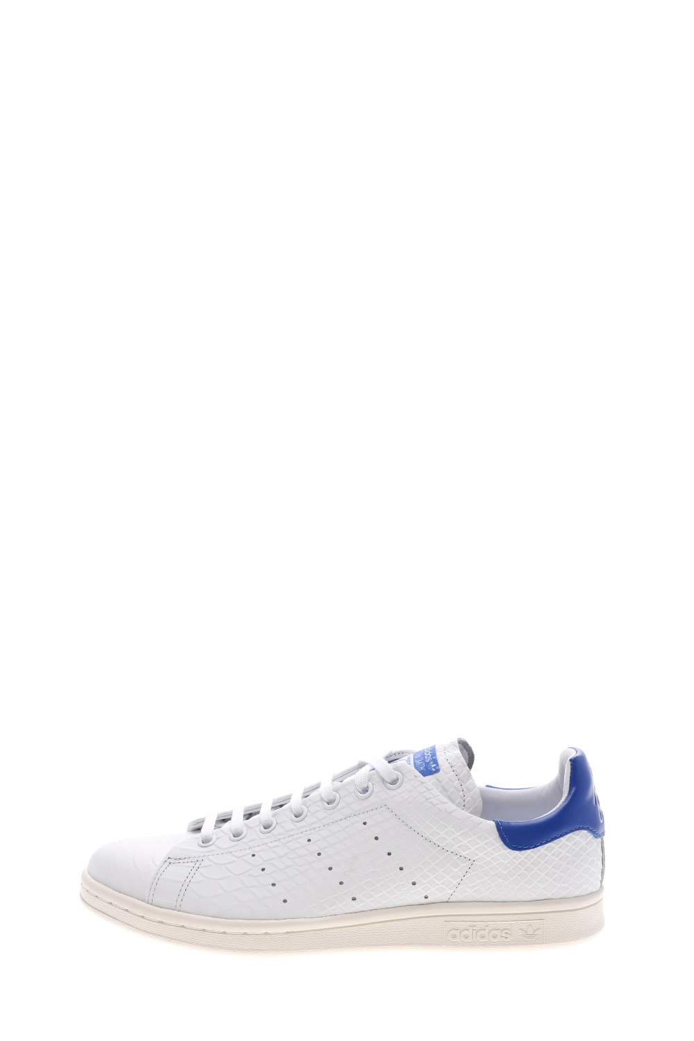 adidas Originals - Ανδρικά sneakers adidas Originals FU9587 STAN SMITH RECON λευκά μπλε