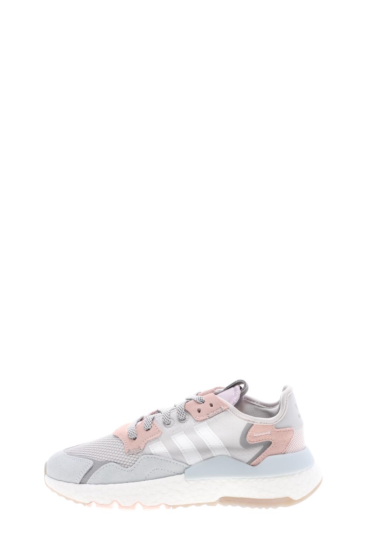 adidas Originals – Γυναικεία παπούτσια running adidas Originals FV1328 NITE JOGGER W γκρι