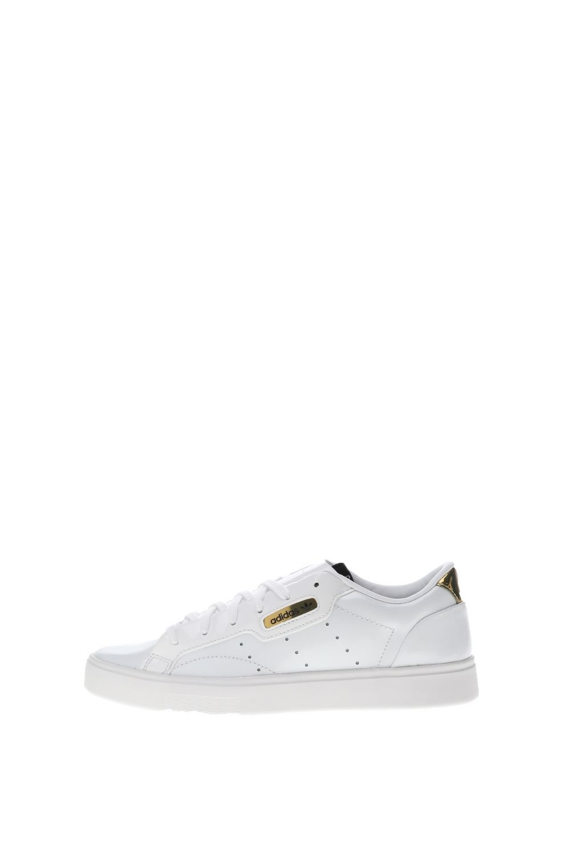 adidas Originals – Γυναικεία sneakers SLEEK W λευκά