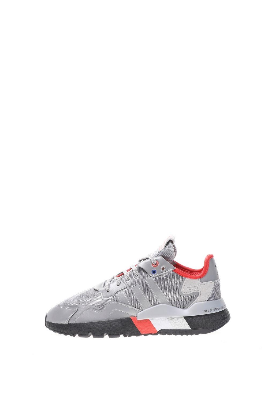 adidas Originals – Ανδρικά παπούτσια running adidas Originals NITE JOGGER ασημί κόκκινα