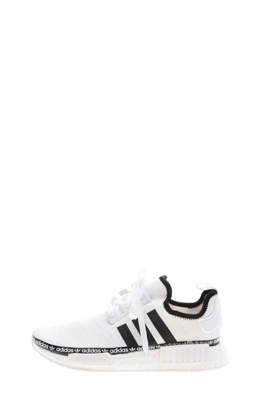 adidas Originals – Ανδρικά παπούτσια running adidas Originals FV8727 NMD_R1 λευκά μαύρα