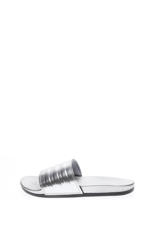adidas Originals - Γυναικεία slides adidas Originals ADILETTE COMFORT ασημί