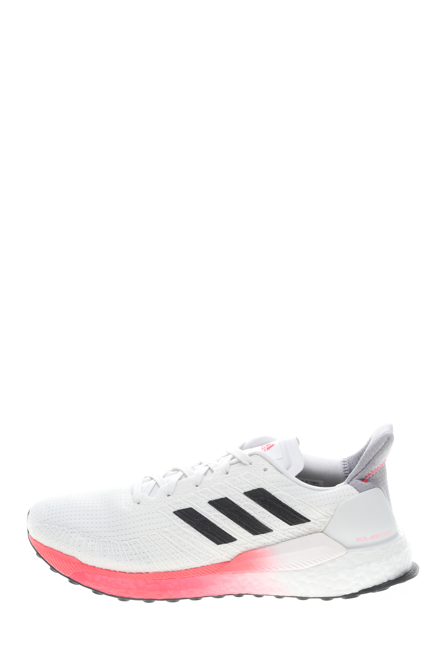 adidas Performance – Ανδρικά παπούτσια running adidas Performance SOLAR BOOST λευκά κόκκινα