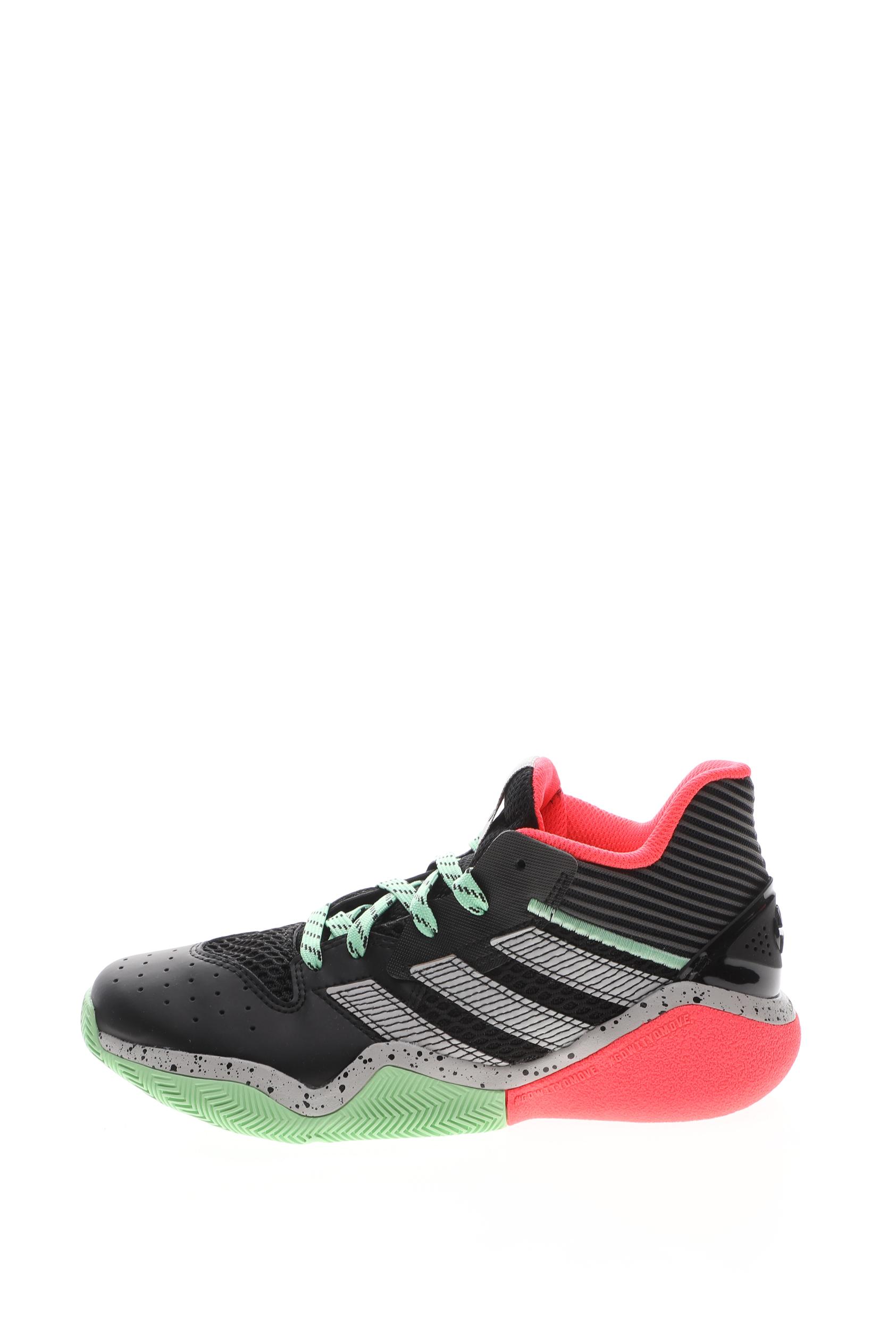 ADIDAS – Παιδικά παπούτσια μπάσκετ adidas Harden Stepback J μαύρα