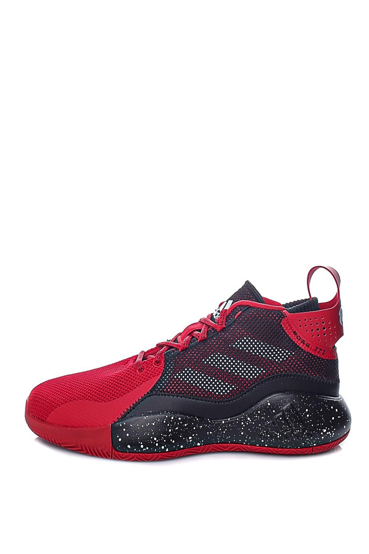 adidas Performance – Unisex παπούτσια basketball adidas Performance D Rose Takedown κόκκινα μαύρα
