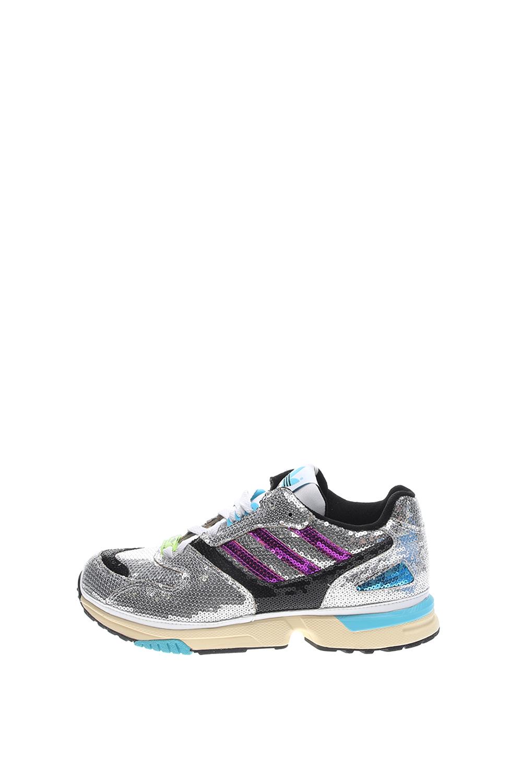 adidas Originals – Γυναικεία παπούτσια running adidas Originals ZX 4000 W ασημί μοβ