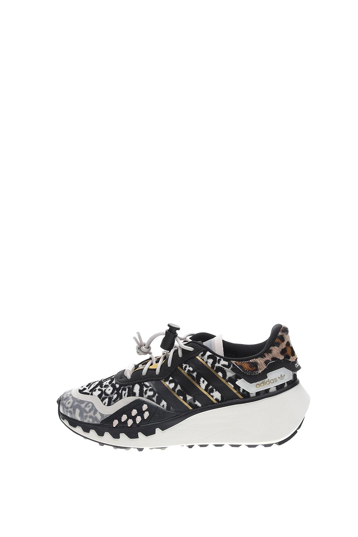 adidas Originals – Γυναικεία sneakers adidas Originals LVL 3 T&F RUNNER W μαύρα καφέ