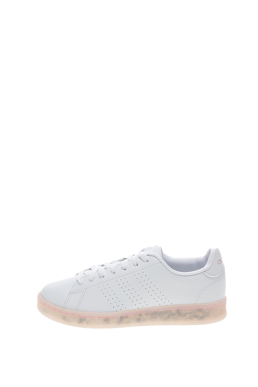 adidas Originals - Γυναικεία sneakers adidas Originals ADVANTAGE ECO λευκά