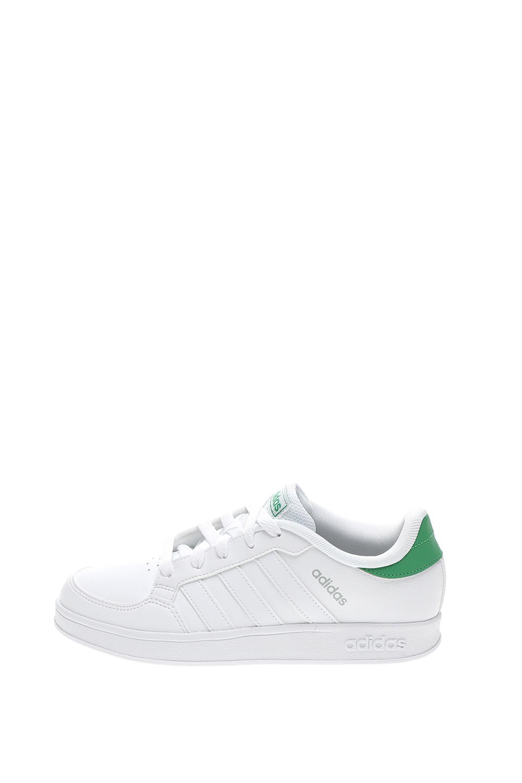 adidas Originals – Παιδικά sneakers adidas Originals BREAKNET K λευκά