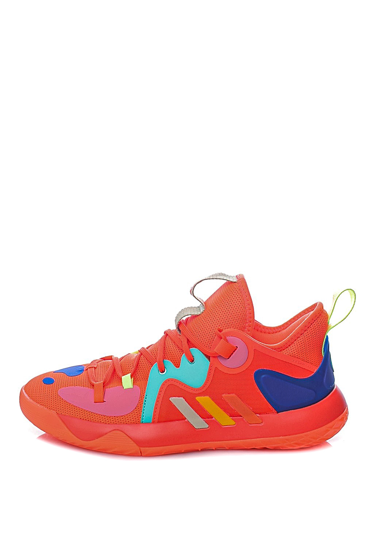 adidas Performance – Unisex παπούτσια basketball adidas Performance Harden Stepback 2 κόκκινα