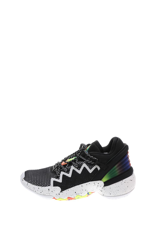 adidas Performance – Παιδικά παπούτσια basketball adidas Performance D.O.N. Issue 2 J μαύρα