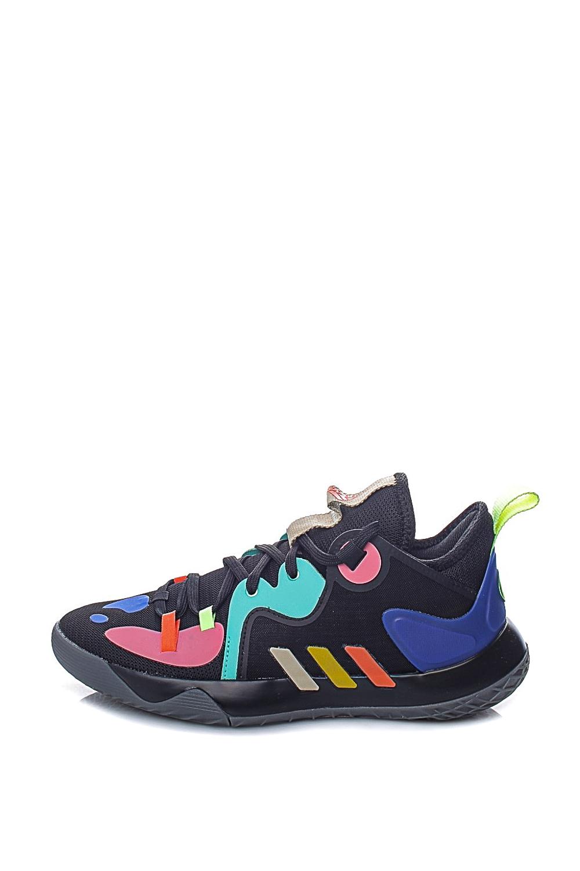 adidas Performance – Ποιδικά παπούτσια adidas Performance Harden Stepback 2 J μαύρα μπλε
