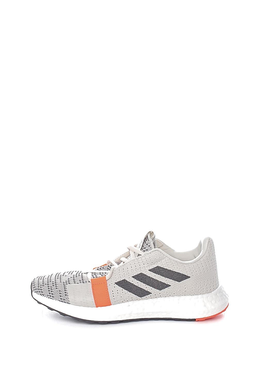 adidas Performance – Γυναικεία running παπούτσια SenseBOOST GO γκρι-μπλε