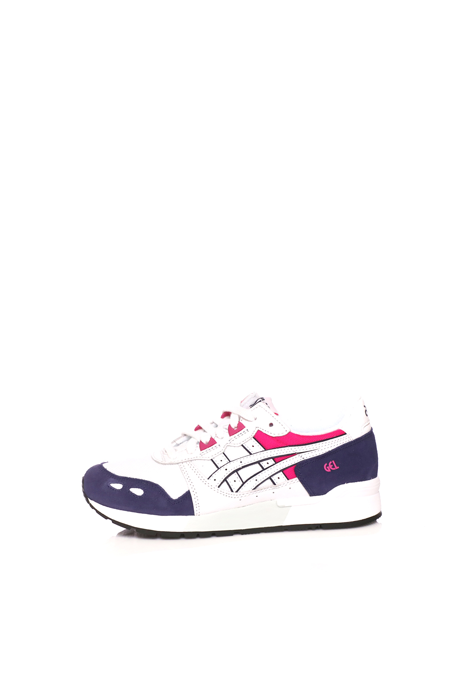 ASICS – Unisex παπούτσια GEL-LYTE λευκά-μπλε