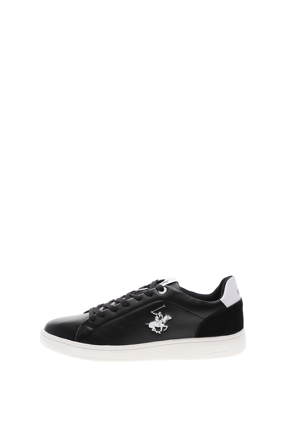 BEVERLY HILLS POLO CLUB – Ανδρικά sneakers BEVERLY HILLS POLO CLUB μαύρα