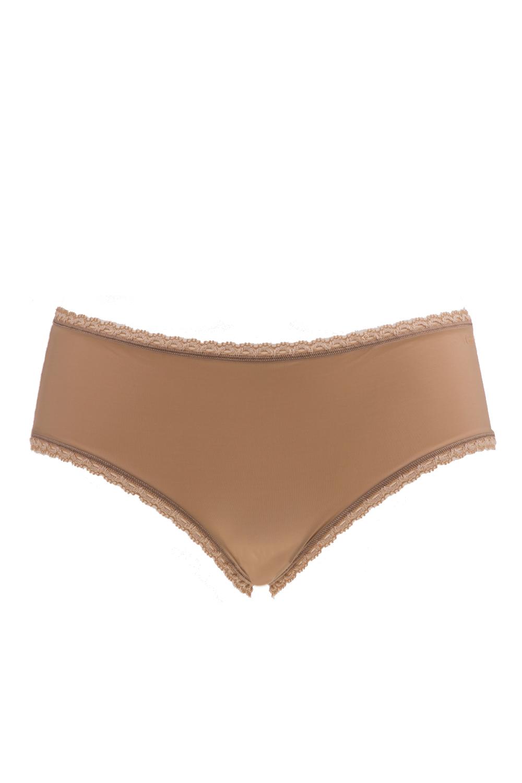CK UNDERWEAR - Γυναικείο σλιπ HIPSTER ck underwear μπεζ