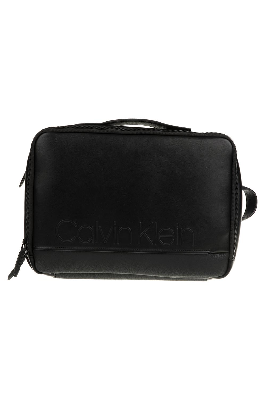 6ea9dfc4ca CollectiveOnline CALVIN KLEIN JEANS - Ανδρική τσάντα πλάτης ELEVATED CALVIN  KLEIN JEANS μαύρη
